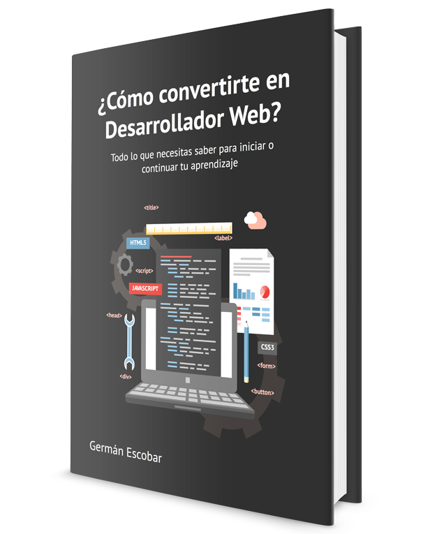 Web developer guide book